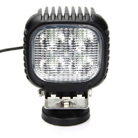 Рабочий свет LED фара 40W ватт блиний, дальний SV-8040А-1