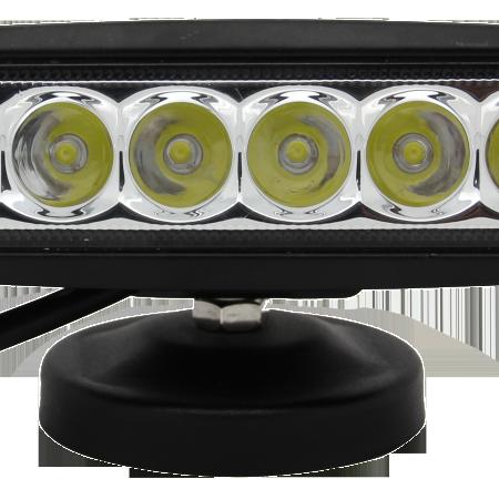 Светодиодные сверхъяркие ДХО LED 18W ближний свет