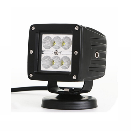 LED Светодиодная фара 18W CREE чип рабочий свет ближний